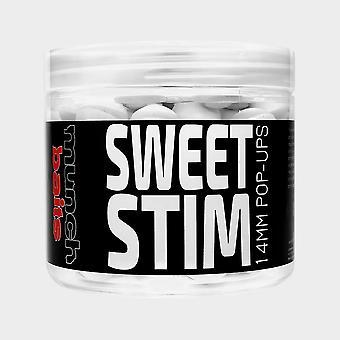 New Munch Sweet Stim Pop-Ups 14mm White