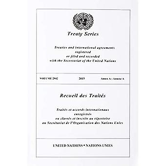 Treaty Series 2942 (English/French Edition) (United Nations Treaty Series / Recueil des Traites des Nations Unies)