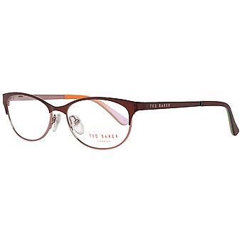 Bronze Women Optical Frames