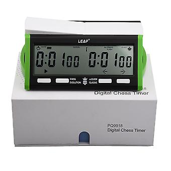 Chess Clocks Professional Portable Digital Board Competition, Count Up Down