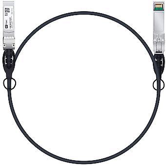 H!fiber.com câble dac de 10 Go/sfp+ 1m - 10gbase-cu passif direct attachent le câble twinax sfp+ en cuivre pour