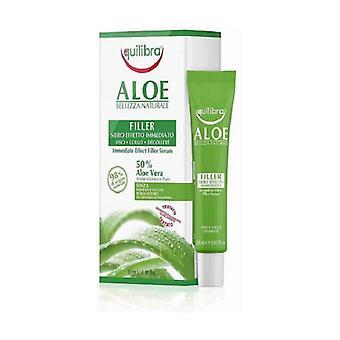 Aloe Filler Serum Immediate Effect 20 ml de serum