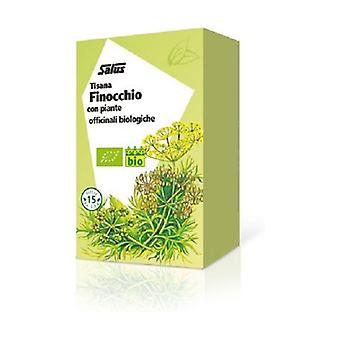 Fennel herbal tea 15 infusion bags