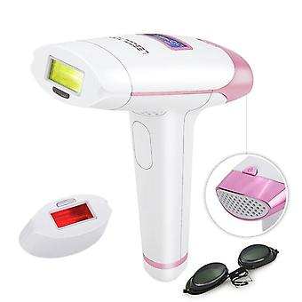 Epilator Hair Removal Lcd Display Permanent Bikini Trimmer Electric Laser