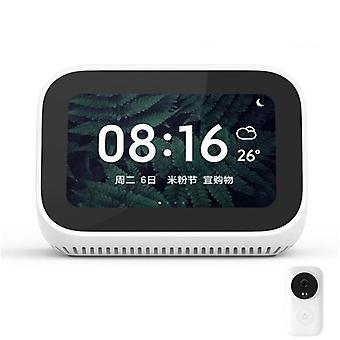 بلوتوث 5.0، شاشة تعمل باللمس وواي فاي الذكية المتكلم مع إنذار العرض الرقمي