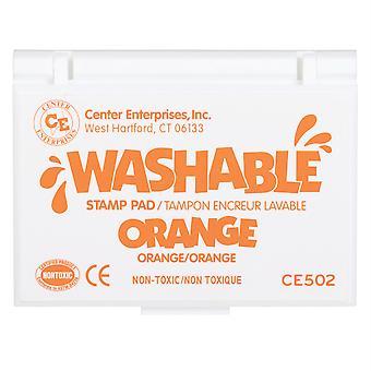 Washable Stamp Pad, Orange