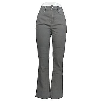 NYDJ Women's Jeans Slim Bootcut Stretch Demin Gray A382334