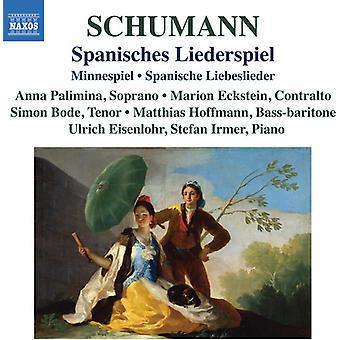 Spanisches Liederspiel [CD] USA import