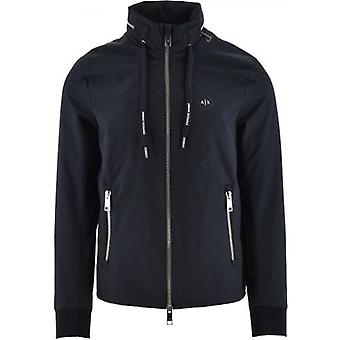 Veste Armani Exchange Navy Zip