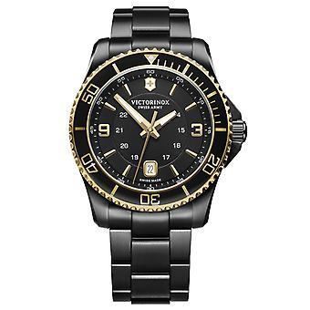 Reloj para hombre Victorinox 241884, cuarzo, 43 mm, 10ATM