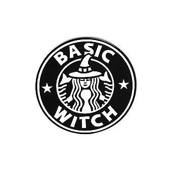 Attitude Clothing Basic Witch Enamel Pin