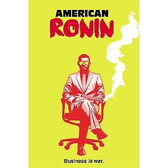 American Ronin by Peter Milligan