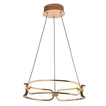 Schuller Colette - Geïntegreerde LED Hanglamp, Roségoud