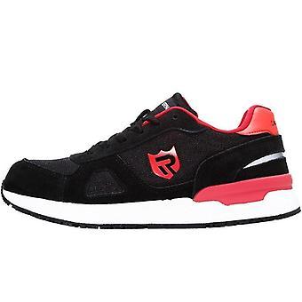 Męskie&s Stalowy Toe Casual Sneaker