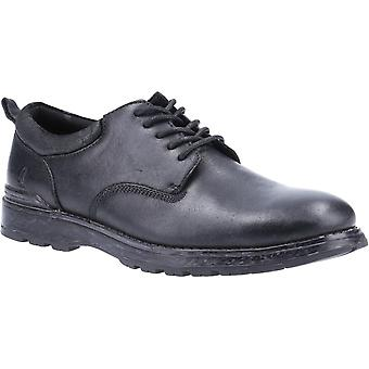 Hush Puppies Mens Dylan Lace Up Oxford Leather Shoes