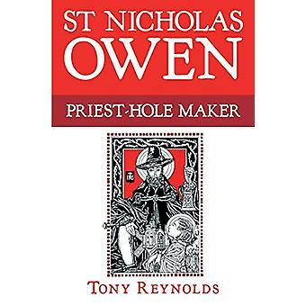 St Nicholas Owen by Tony Reynolds - 9780852448496 Book
