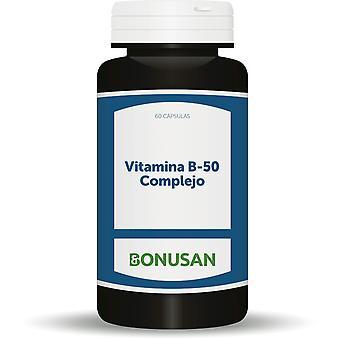Bonusan Complex B50 Vitamin 60 Capsules