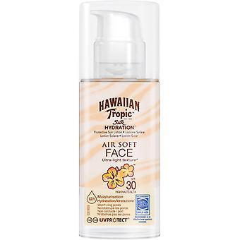 Hawaiian Tropic Silk Hydration Facial Solar Lotion spf 30 of 50 ml