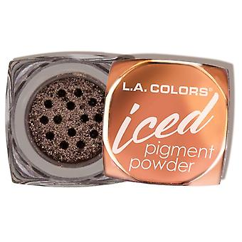 L.A. Colors Pigmentpulver Iced Toasted