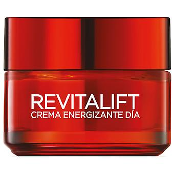 L'Oréal Paris Make Up Revitalift Energiespendende Tagescreme Roter Ginseng 50 ml