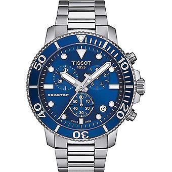 Tissot Seastar 1000 Chronograph Mens Watch T1204171104100