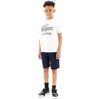 Lacoste Kids Navy Regular Shorts