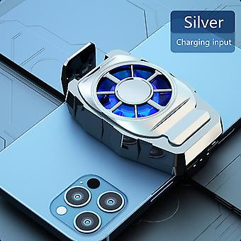 Universal Mobile Phone Radiator S06 Mobile Game  Cooler Cooling Fan