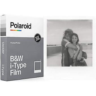 Polaroid - 6001 - Sofortbildfilm Schwarz und Weiß fér i-Type