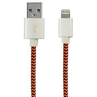 Usb naar Lightning kabel Ksix 1 M