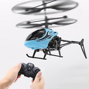 Rc Helicopter Drone With Light, Electric Flying Toy, Radio Remote Control,