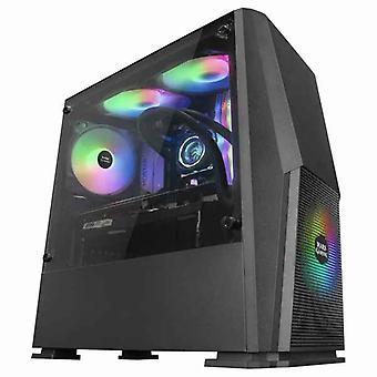 Micro ATX Midtower Case Mars Gaming MCONE RGB