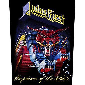 Judas Priest - Défenseurs de la foi Back Patch