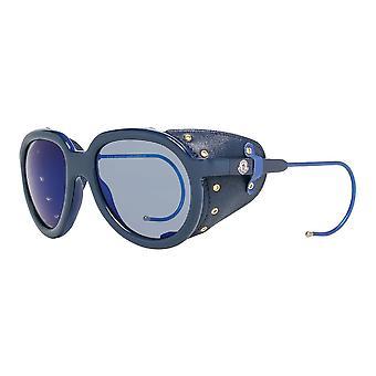 Men's Sunglasses Moncler ML0003-92X Blue (ø 55 mm)