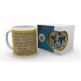 Harry Potter Slytherin Characteristics Mug