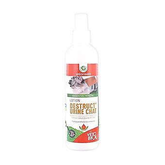 Destruct'urine organic cat lotion 125 ml