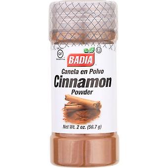 Badia Cinnamon Pwdr, Case of 8 X 2 Oz