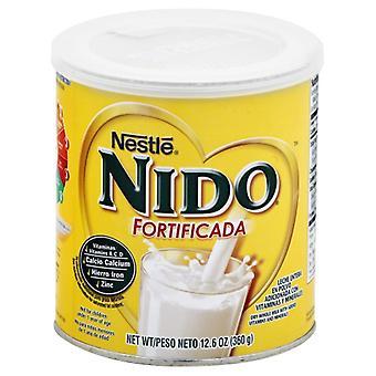 Nido Milk Pwdr Fcrm, Case of 6 X 12.69 Oz