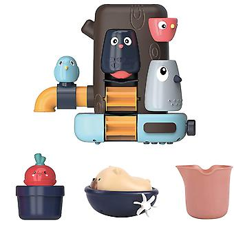 Bath Toy Set For Baby Children,gifts For Boys And Girls