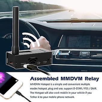 Sestavené mmdvm relé 0,5ppm wifi hotspot deska digitální rozhlasová stanice relé zařízení podpora dmr