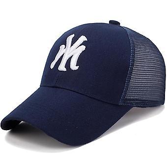 الربيع الصيف للجنسين قبعات البيسبول الرسالة
