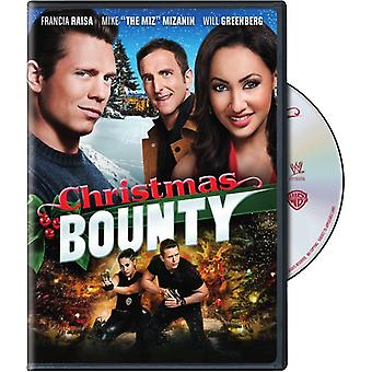 WWE Christmas Bounty Mfv [DVD] USA import