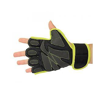 Fitness Mad Strength Power Lift Gloves - Soutien pour le levage de charges lourdes - S / M
