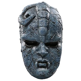 Bizarre Adventure Cosplay Mask Phantom Bloodstone Mask Gargoyle Theme Masquerade Mask Halloween Party Helmet