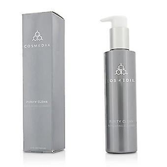 Cosmedix pureza limpeza esfoliante Cleanser - 150ml/5oz