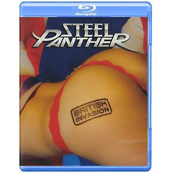 Stalen Panther - British Invasion [BLU-RAY] USA import