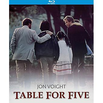 Table for Five (1983) [Blu-ray] USA import