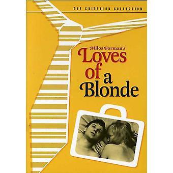 Die Liebe eines Blondine [DVD] USA import