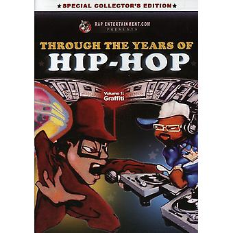 Vol. 1-Through the Years of Hip Hop [DVD] USA import