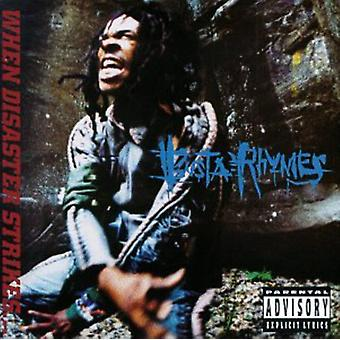 Busta Rhymes - When Disaster Strikes [CD] USA import