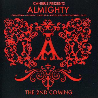 Canibus Presents - Almighty: 2nd Coming [CD] USA import